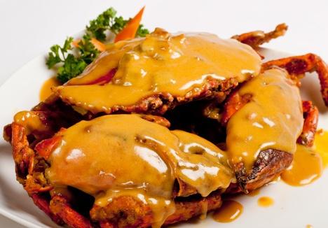 Golden Creamy Butter Crab | Dining Deals | Pinterest