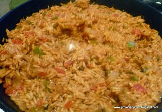 Mexican Fried Rice | With a Side of... | Pinterest