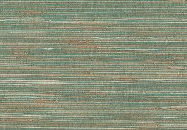 Jiangsu Grasscloth by Kenneth James pattern 53 65606 is a green and