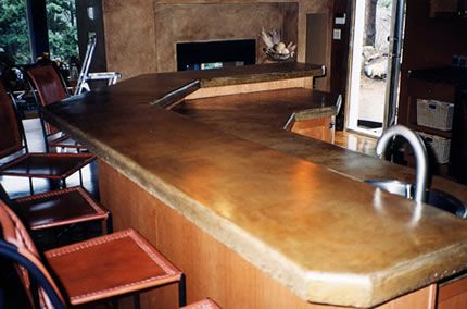 Xtreme Countertop Information Stained Concrete Pinterest