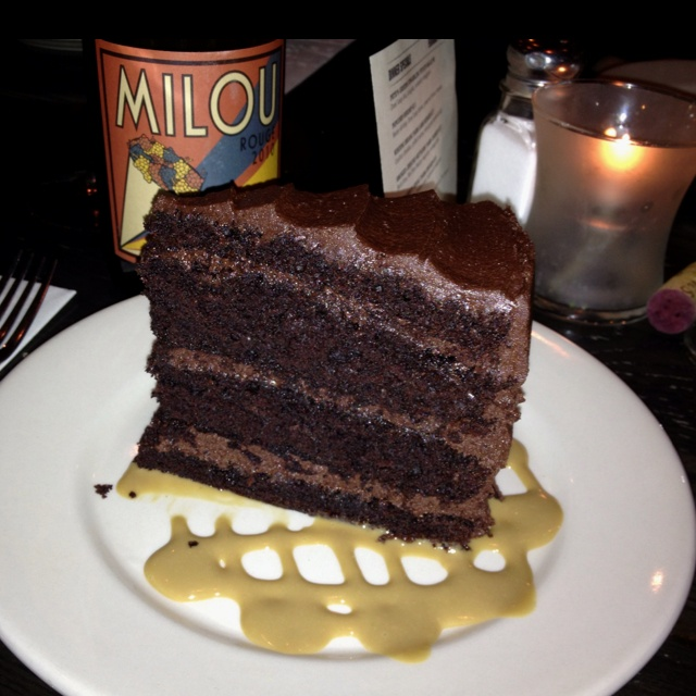 Chocolate Stout Cake | NY Eats | Pinterest