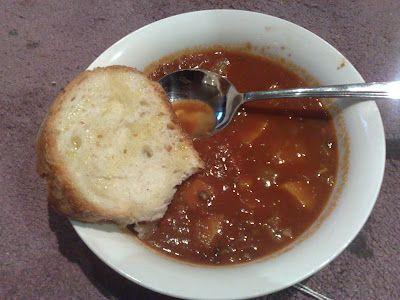 French lentil soup | Food to Make | Pinterest