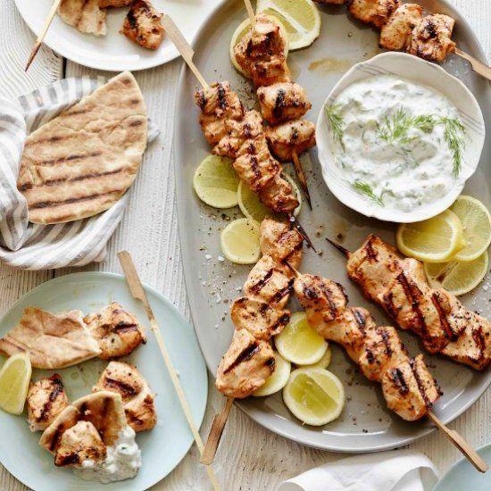 Yogurt Marinated Grilled Chicken | Yum! | Pinterest