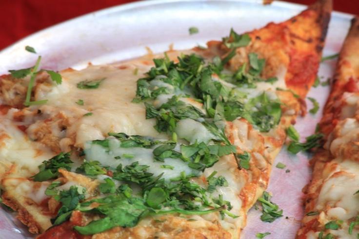 Thai Flatbread Pizza Recipe — Dishmaps