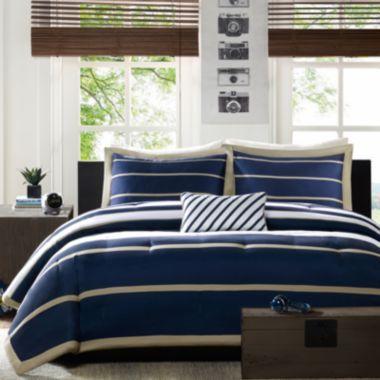 Jc Penney Comforter Set Boys Bedroom Pinterest