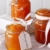 apricot-vanilla-bean-jam | Recipes: Jam, Sauces, Etc... | Pinterest