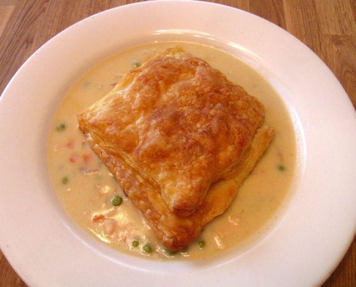 Jason's Deli Chicken Pot Pie Soup