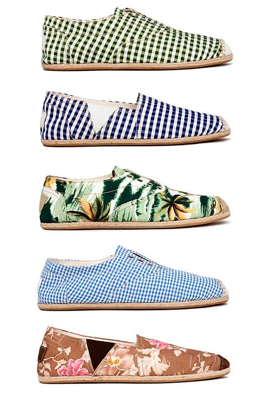 Mens Shoes Pattern