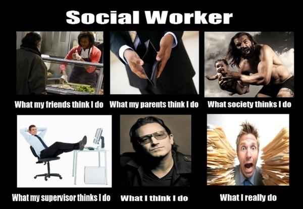 Social Worker.