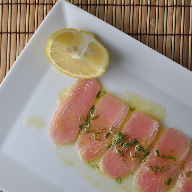 Opah, Two Ways (David Tanis-Inspired Crudo and Seared Fish ...