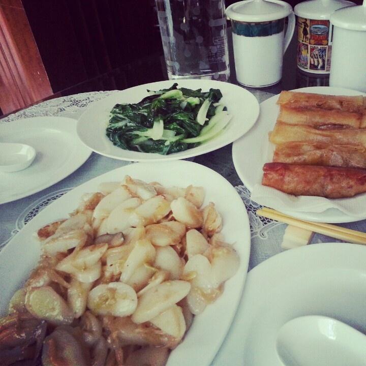 Shanghai-Style Spring Rolls Recipe — Dishmaps