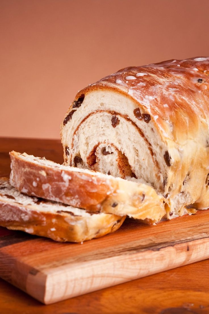 Cinnamon Raisin Bread Recipe | Bread | Pinterest