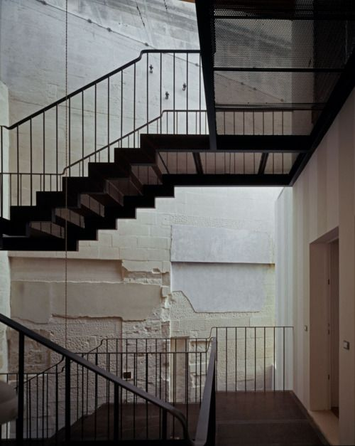 Best Industrial Stairs Insides Outsides Pinterest 400 x 300