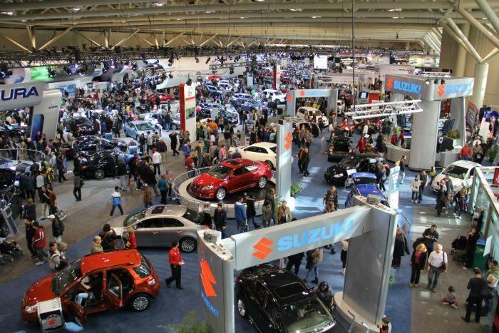 International Car Show  Toronto