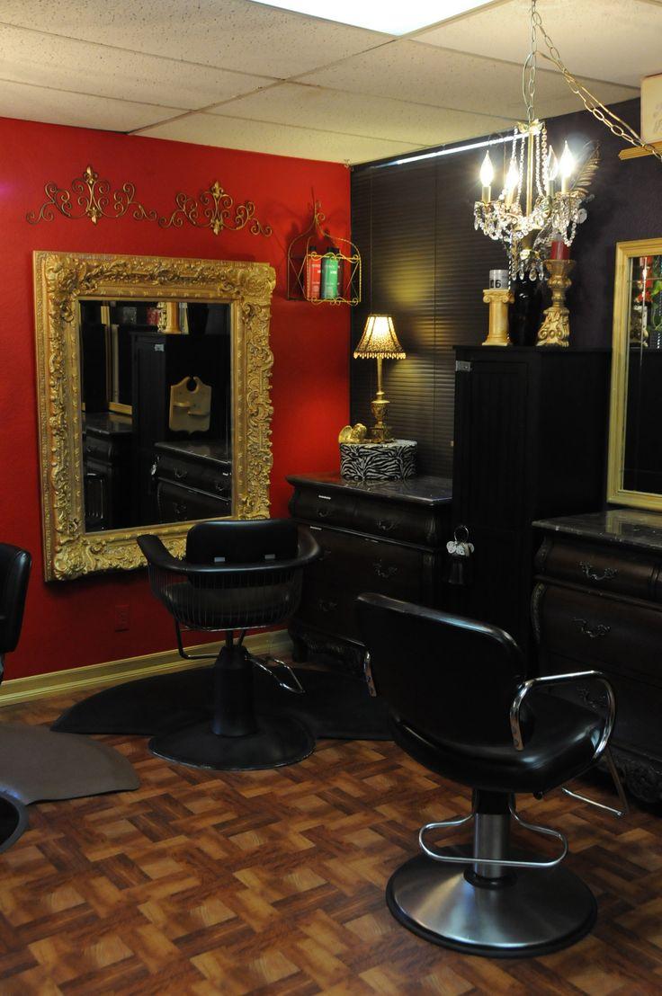 The gallery for vintage beauty salon decor - Decoration salon vintage ...