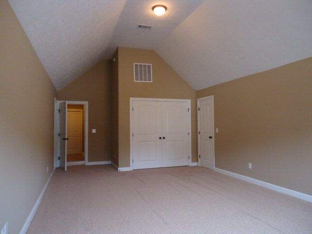 Spare bedroom above garage home office rooms pinterest Bedroom above garage