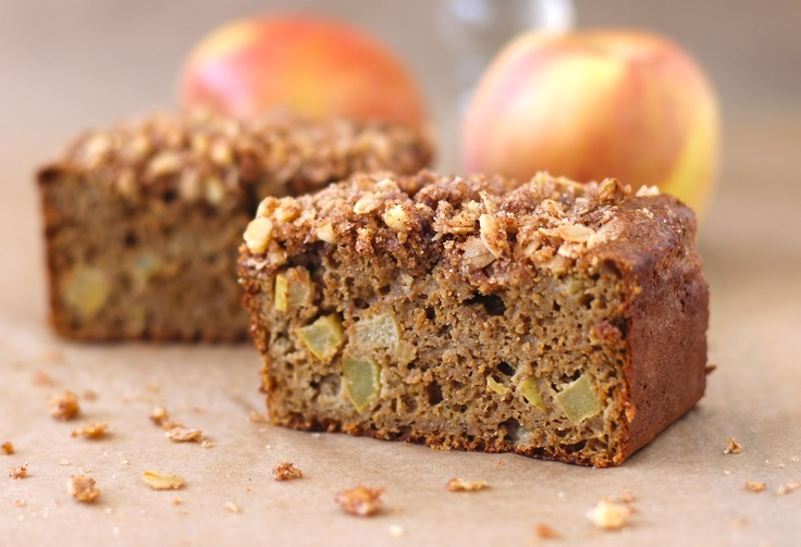 Apple Pie Bread with Walnut-Oatmeal Streusel ...