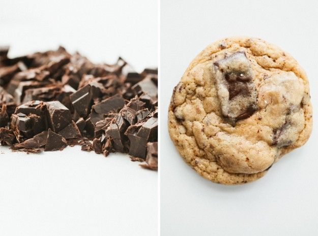 Caramel Chocolate Chunk Cookies - not without salt - from Grandma's ...