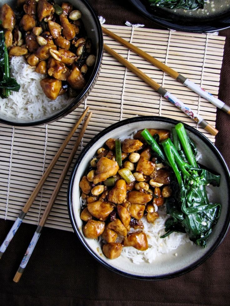 Book Club: Every Grain of Rice // Gong Bao Chicken with Peanuts ...
