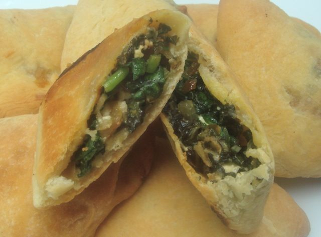 Syrian Spinach Pies | Recipes | Pinterest