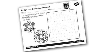 Diwali Rangoli Pattern Design Template - diwali rangoli, diwali ...