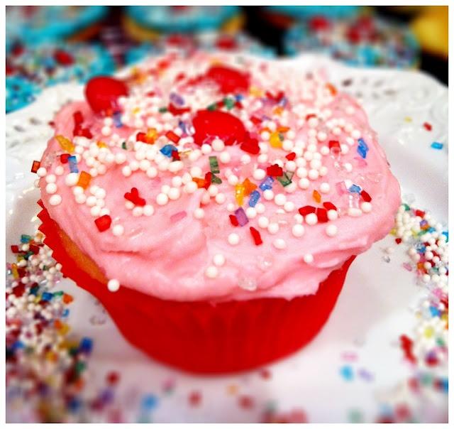 Powdered Sugar Frosting~ | Cupcake | Pinterest