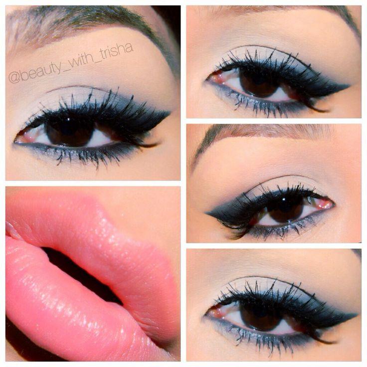Smokey eye makeup tumblr pictures