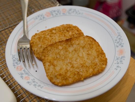 Hash brown patties potatoes n sides pinterest
