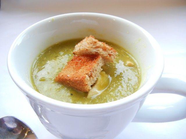 Slow Cooker Split Pea Soup | Recipe