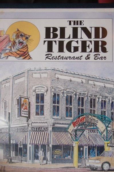 Blind Tiger Shreveport, LA Loved the meat pies and Bloody Mary's here.