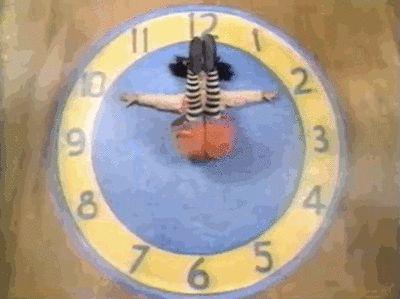 Clock Stretch