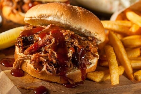 BBQ Pulled Pork Sandwich | Ultimate Sandwiches | Pinterest