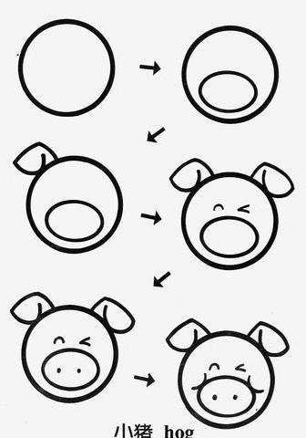 Рисунки из кругов геометрия