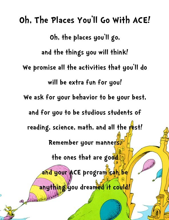 Oh the places youll go Class poem Oh the places youll  : 08a4c490fe8d203cae8c4939770def67 from www.pinterest.com size 591 x 768 jpeg 64kB