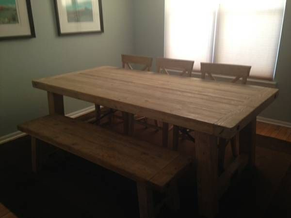 Dining Room Table Pottery Barn Home Life Pinterest