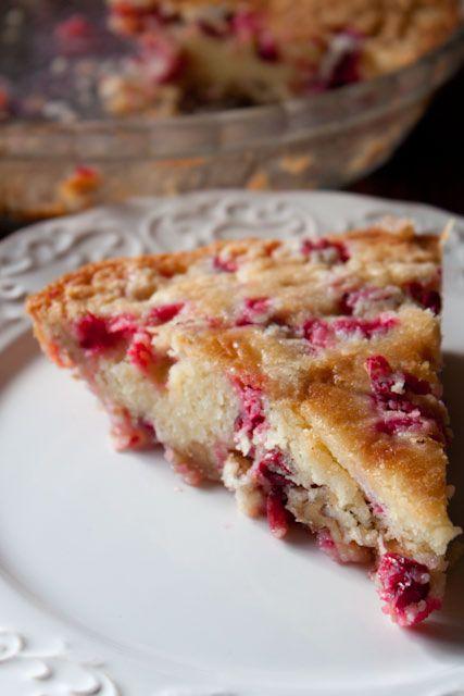 Cranberry Walnut Pie | Desserts | Pinterest