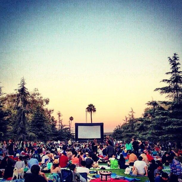 Street Food Cinema Festival -  Los Angeles, CA #JetpacCityGuides #LosAngeles