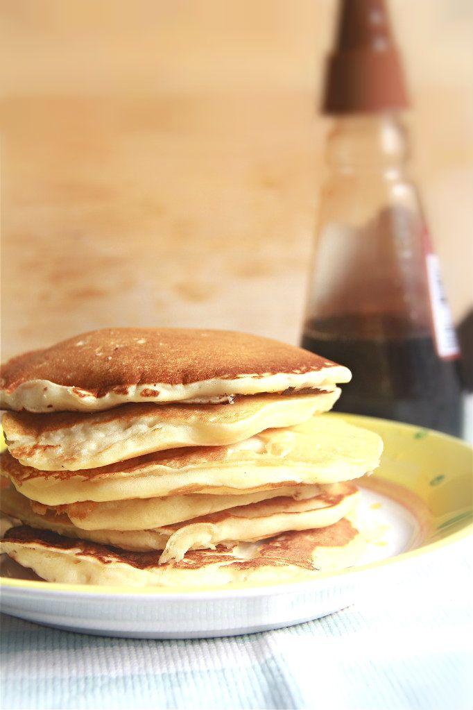 martha stewart's classic pancakes. | Nom nom nom | Pinterest