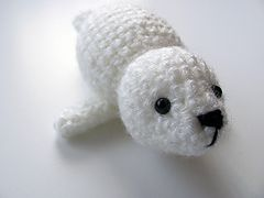 AMIGURUMI BABY SEAL PATTERN Free Baby Patterns