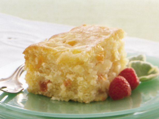 Tropical Yogurt Coffee Cake | Recipe