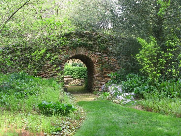 Woodland garden ideas woodland garden pinterest for Woodland garden designs