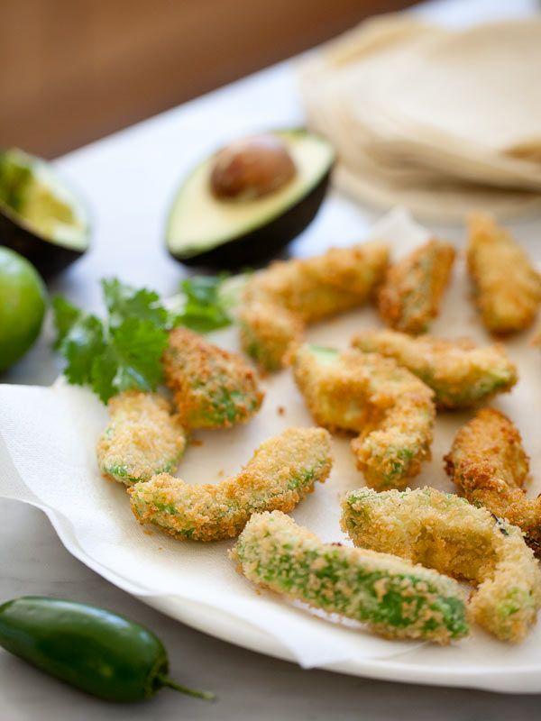Fried Avocado Tacos | Recipe