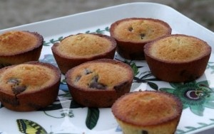 Chocolate Chunk Cookie Cupcakes | Recipe