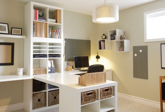 two person home office home heaven pinterest two person desk home