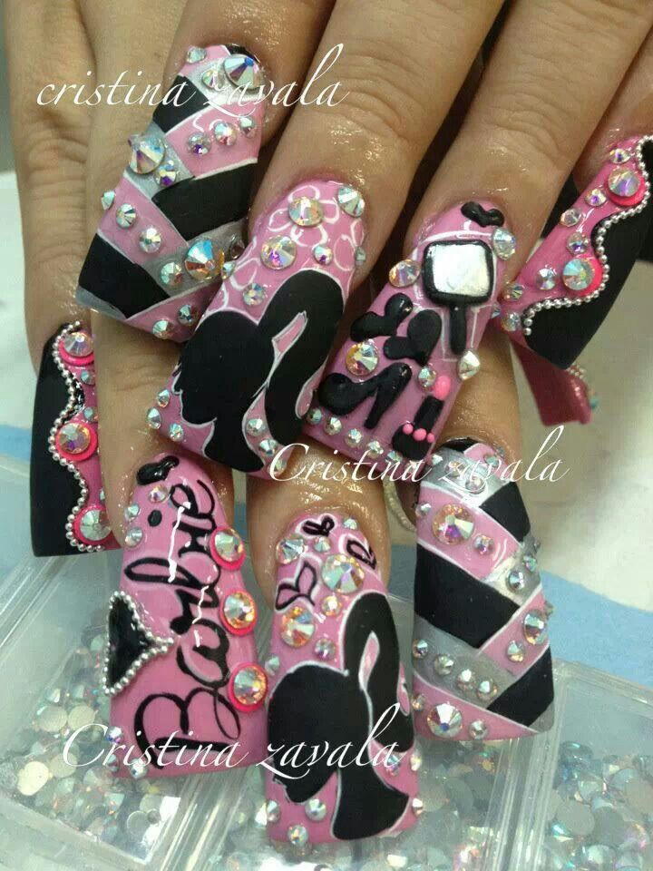 Pin by Lorena del pilar Rodriguez Garcia on Uñas | Pinterest