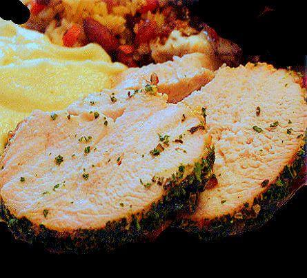 Cider-Brined Turkey Breast | chicken, Turkey and duc | Pinterest