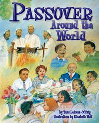Holiday rituals from a variety of countries are explored in this intriguing Passover book. Practices from Ethiopia, India, Turkey, and Gibraltar, among other places, are included.