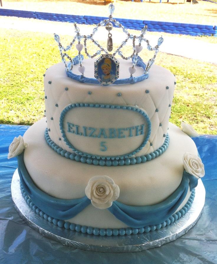 Birthday Cake Cinderella Theme Image Inspiration of Cake and