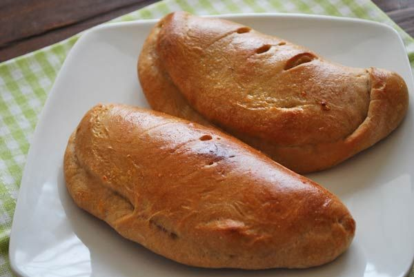 Calzones Recipe | Healthy Recipes Blog