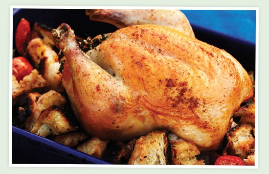 Sunday Roast Chicken | Cook in training | Pinterest